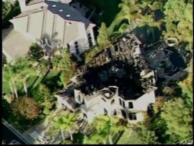 Images: Ramona House Explosion