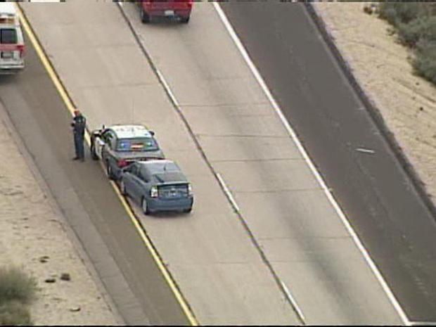 [DGO] Runaway Prius Needed Help to Stop: CHP