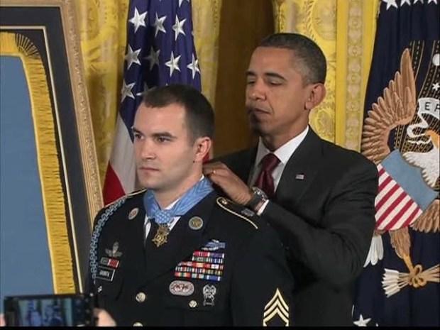 [DGO] Salute to Staff Sergeant Salvadore Giunta