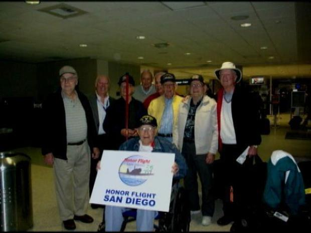[DGO] Salute to the National Honor Flight Network