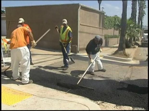 [DGO] San Diego 'Pothole' Issues: Work for Private Firms?