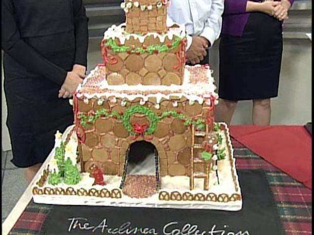 "[DGO] San Diegos Top Chefs Putting Their Kitchen Creativity to Use for ""Gingerbread Collective""!"