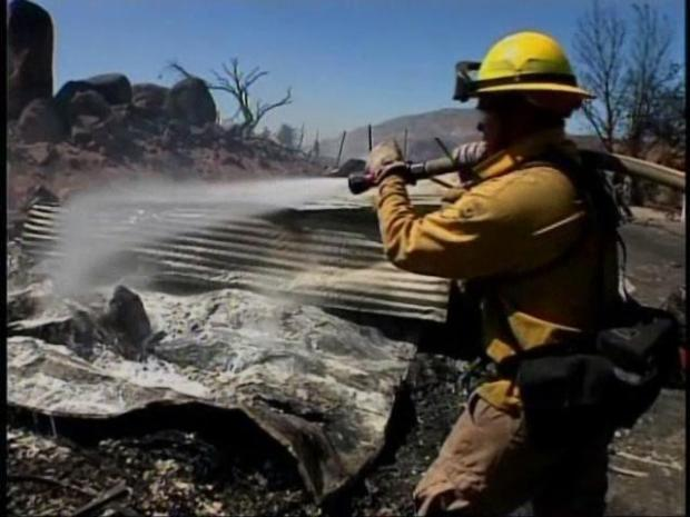 [DGO] Santa Ana Blows in, Bringing High Fire Danger