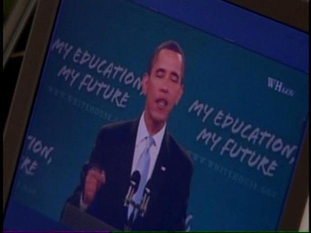 [DGO] Schools Turned Off President's Speech