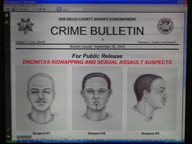 [DGO] Sketches released in Kidnapping, Sex Assault