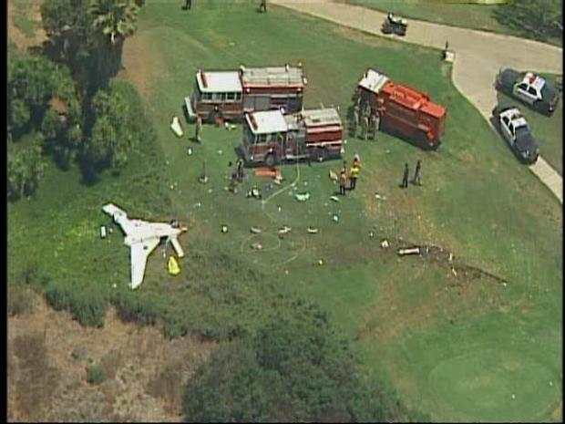 [DGO] Small Plane Crash: Raw Video