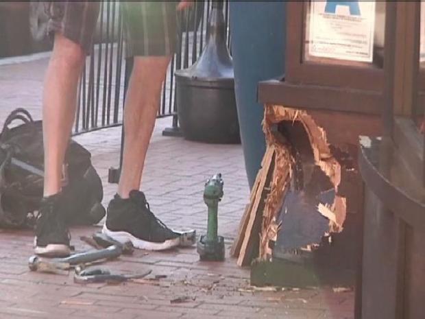 [DGO] Stingaree Cab Crash Aftermath