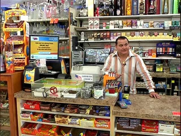 [DGO] Store Waits for Sign of Triple Lottery Winner