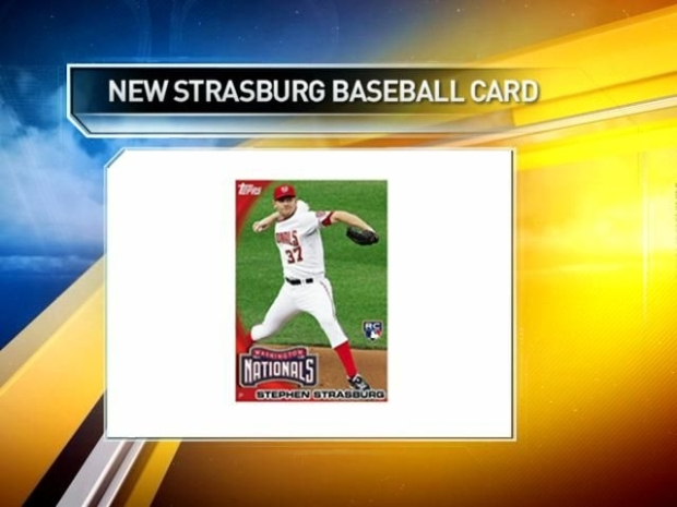 [DGO] Strasburg Card Out as Limited Edition