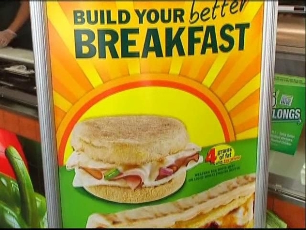 [DGO] Subway Enters Breakfast Wars