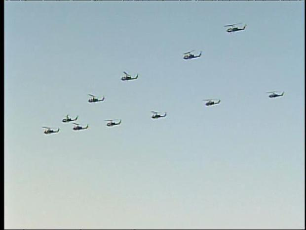 [DGO] Swarm of Choppers Spotted: RAW