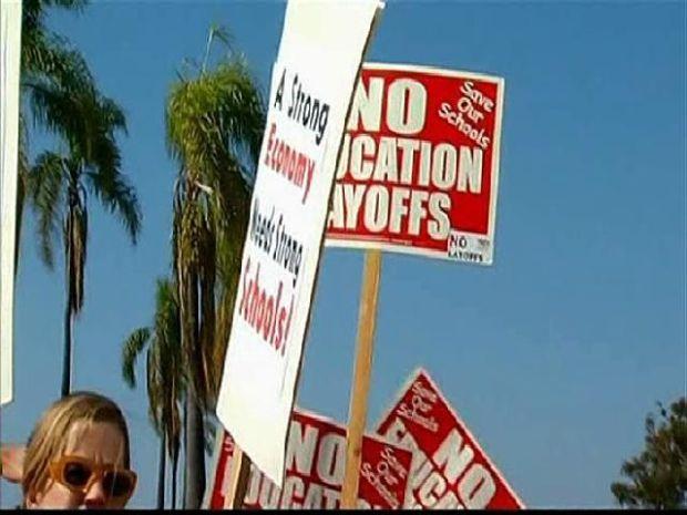 [DGO] Teachers Rally to Save Education