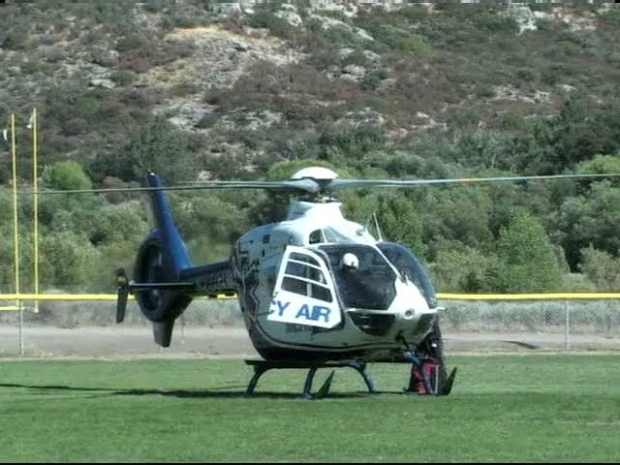[DGO] Teen Crashed Grandma's Stolen SUV: CHP