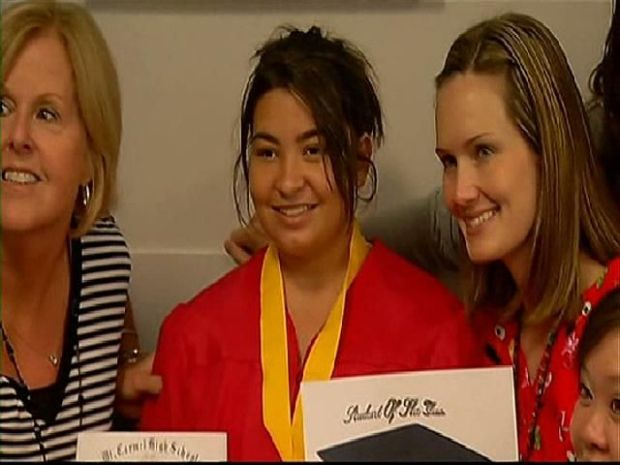 [DGO] Teen Gets Kidney Transplant, Graduates High School