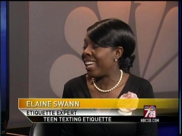 [DGO] Teen Texting Etiquette