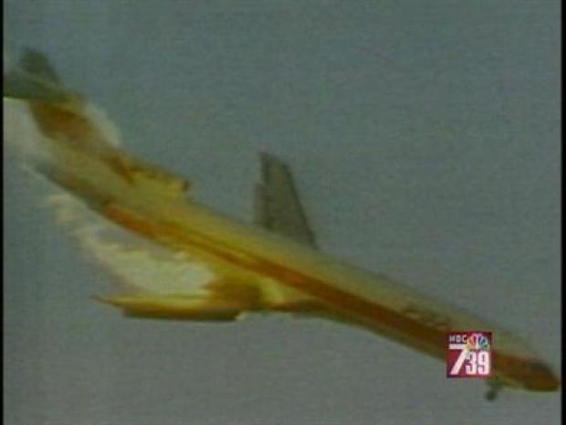 PSA Flight 182 Disaster Marks 35th Anniversary - NBC 7 San Diego