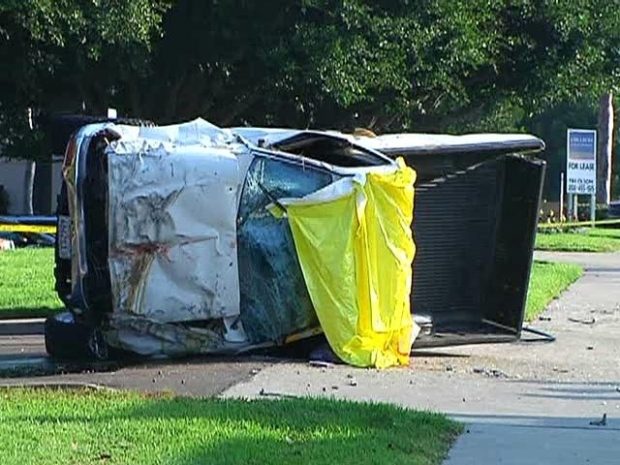 [DGO] Truck Overturned Killing Driver