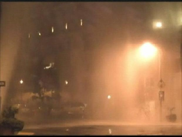 [DGO] Truck vs. Hydrant = Damaged Apartments