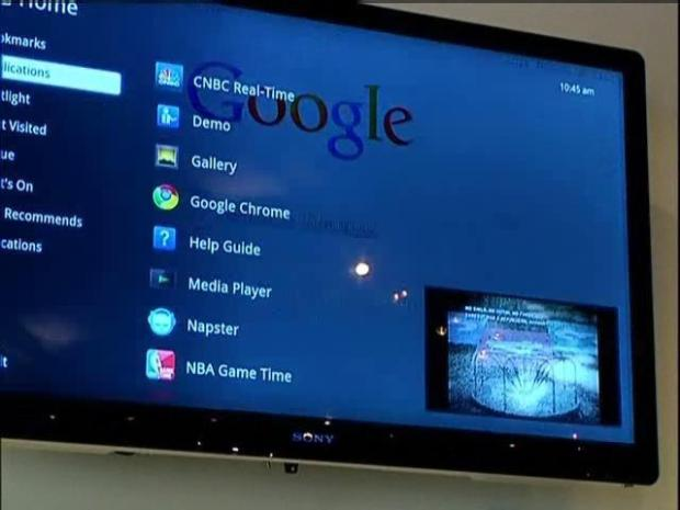 [DGO] Turning on Google TV
