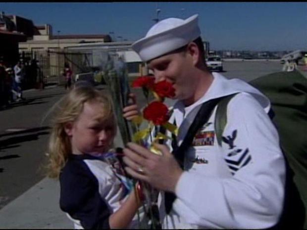 [DGO] USS Reagan First Homecomings