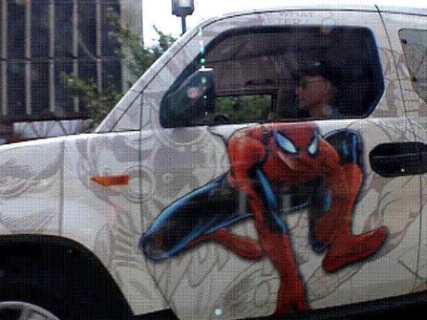 [DGO] Vet Wins Comic Car