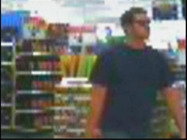 [DGO] Wal-Mart Fondling Suspect Caught on Camera