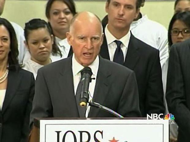 [BAY] Jerry Brown Explains His Plan