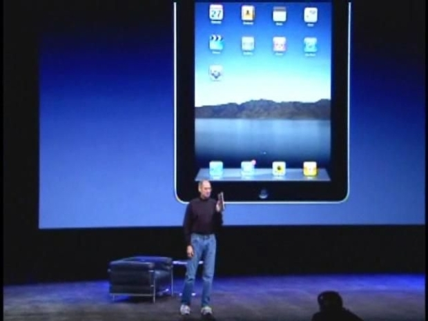 [BAY] Raw Video: iPad Announcement