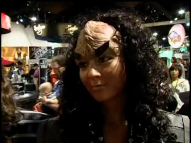 Comic-Con 2008 Costumes