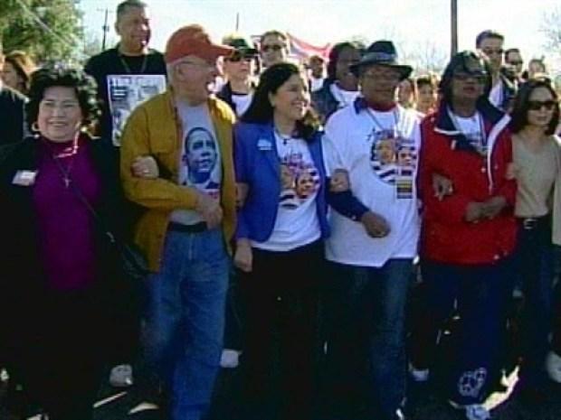 [NEWSC] Nation Marks MLK Birthday