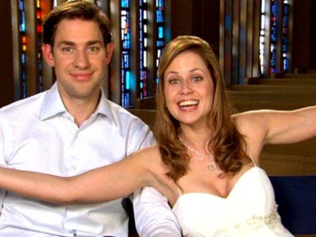 [NEWSC] Office Wedding: Jim and Pam Tie the Knot