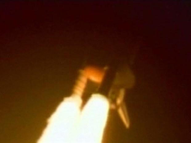 [NY] Shuttle Liftoff