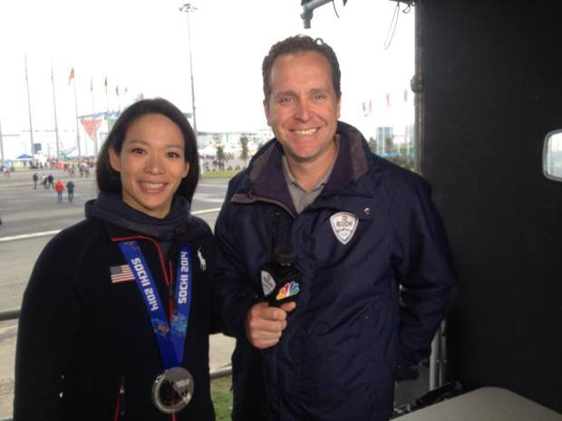 [G] Behind the Scenes in Sochi with NBC 7