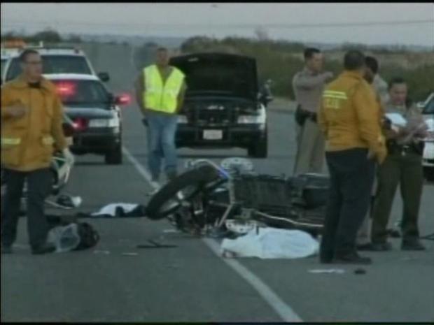 [DGO] Friends, Family Mourn Desert Crash Victims