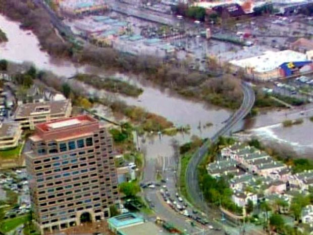 [DGO] Aerial Tour of Mission Valley Flooding