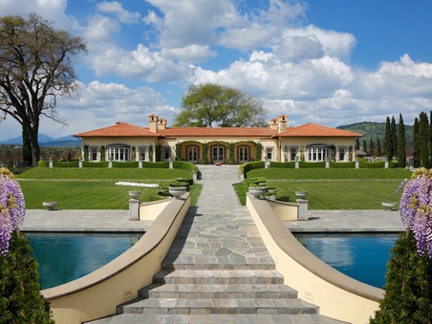 $35.75M for a Ritzy Napa Estate