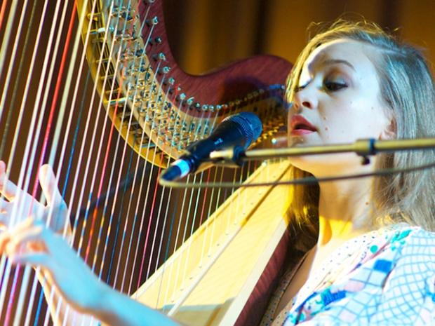 Getting Folked Up With Joanna Newsom