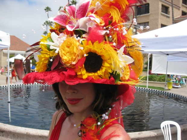 Images: 2011 Del Mar Opening Day Hats