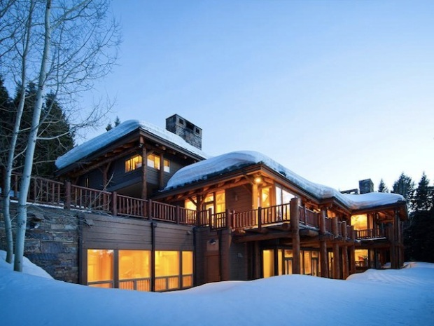Billionaire Cuts Price of Mountain Retreat to $42.8M