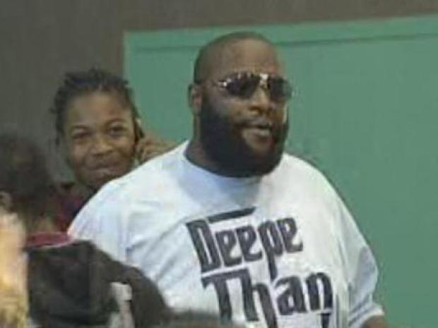 [MI] Rick Ross Wants Kids to Read Good