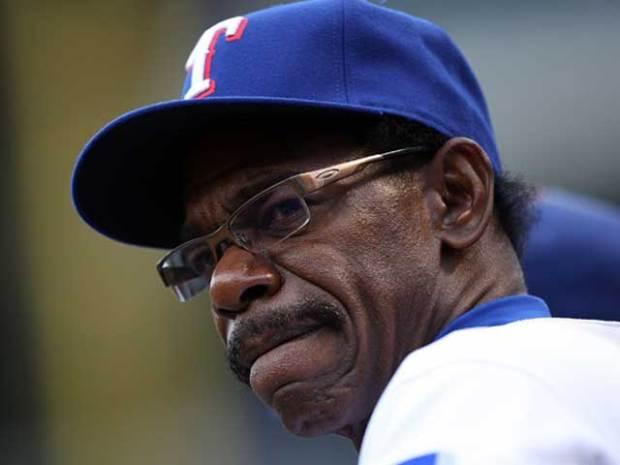 Rangers Skipper Ron Washington
