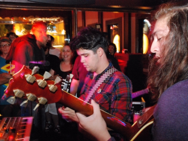 Screen Grabs: SoundDiego LIVE at West Coast Tavern