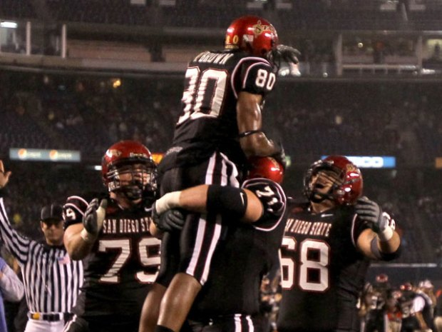 Images: Aztec Football 2010 - 11