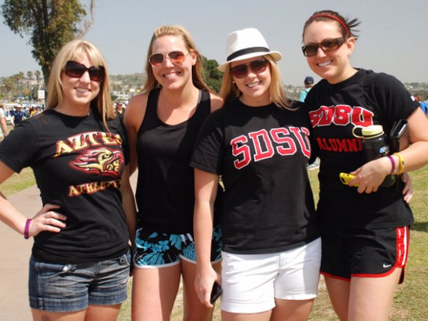 San Diego Crew Classic 2010