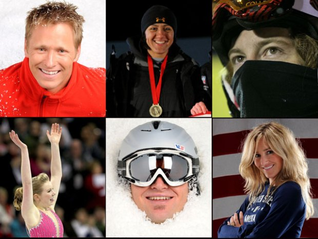 San Diego's Olympic Athletes