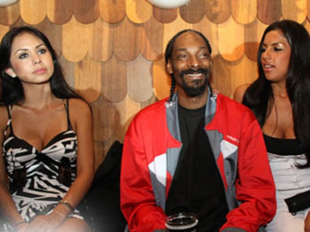 Screen Grabs: Snoop Dogg's Fluxx After-Party
