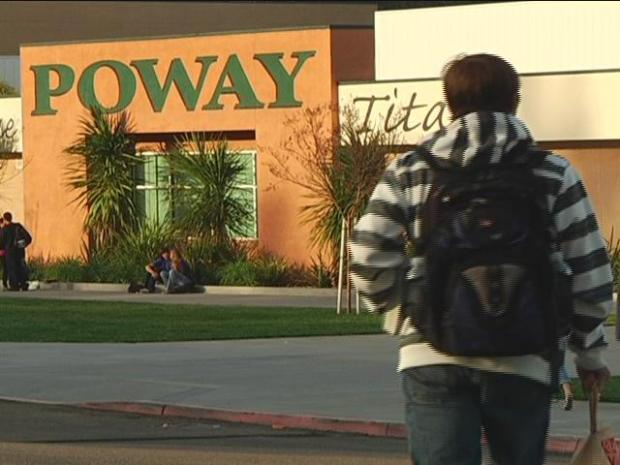[DGO] Students and Parents from Poway H. S. React to Arrest