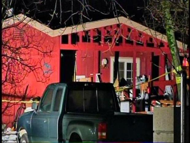 [DGO] Blast Lifts Roof Off Julian Home, Burns Two Inside