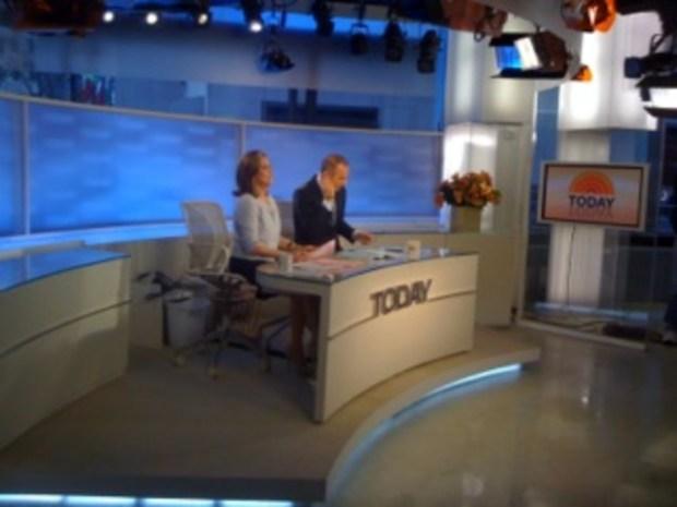 Zoraida Visits the Today Show