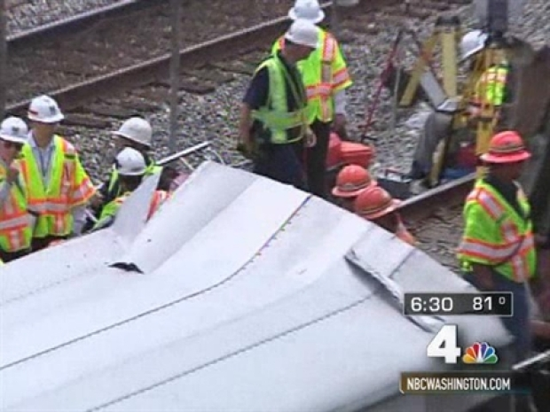 [DC] Age of Train May Have Been Factor in Crash